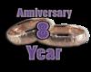 8 Year Anniversay
