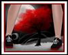 Crimson Flashing Low Top