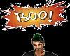 Halloween Boo HeadSign