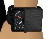 reloj cuadrado de muñe