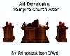 Vampire Church Alter