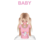 BABY Headsign Pink