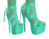 Lady Liberty High Heels