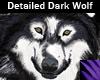 Dark Noble Wolf