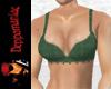 Cordette Bikini Top GRN