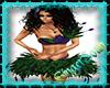 Mardi Gras Feather Dress