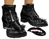 Mens Spiked Boots