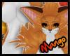 -DM- Natural Fox Fur F
