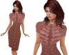 TF* Classy Rose Dress