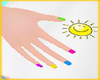 KID SMALL HANDS COLORFUL