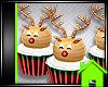 ! REINDEER CUPCAKES