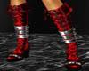 [DA]red hot boots