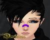 Nose Purple Bandage