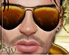 Tropical Beach Glasses