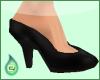 Essential Heels Black
