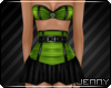 *J Ms Punk Green