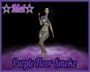 *MV* Purple Floor Smoke