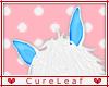 |BUNNY| Ears Blue