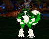 Husky Legs Green F