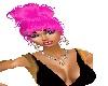 Dalia Pink Bun