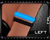 [c] Kyp Armband Blue