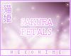 [HIME] Sakura Petals