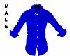 Powder Blue Dress ShirtM