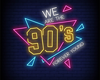 90s sign