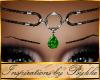 I~Emerald Tear Circlet
