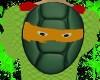 TMNT Shell Backpack D