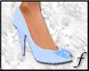 ~F~Fushia Shoes~Blue