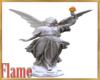 Vampire Goddess statue