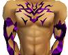 ~DD~ Purple+Black Dragon