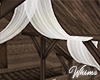 Barn Wedding Curtain