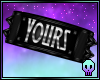 Yours Armband L / M