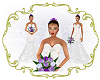 Bride Purple Flowers-npc