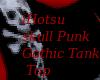 {iHotsu} Gothic tanktop