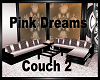 Pink Dreams Couch 2