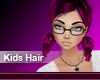 (M) Kids Pink Hair