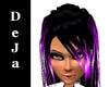 Shakira gothic violet