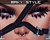 M:Black Headband