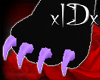 xIDx Tiny L.Purple FeetM