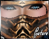 (A) MortalKScorpion Mask