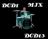 Mix ♫ DCD + Batterie