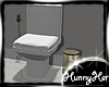 City Apartment Toilet