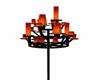 Halloween Candle Rack