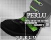 [P]Tron Fluor Shoes |F