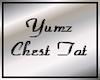 Yumz Chest Tat