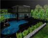 Black Glass Villa