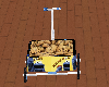 Cookie Monster Wagon